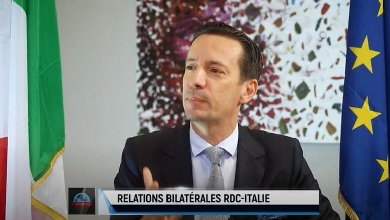 السفير الإيطالي