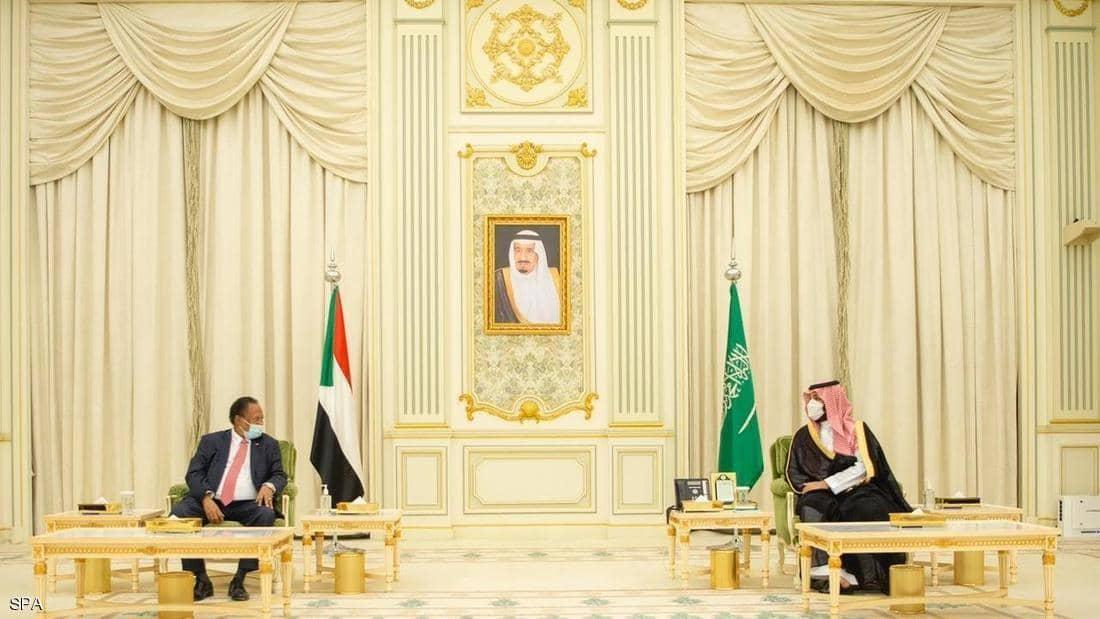 الرياض والخرطوم