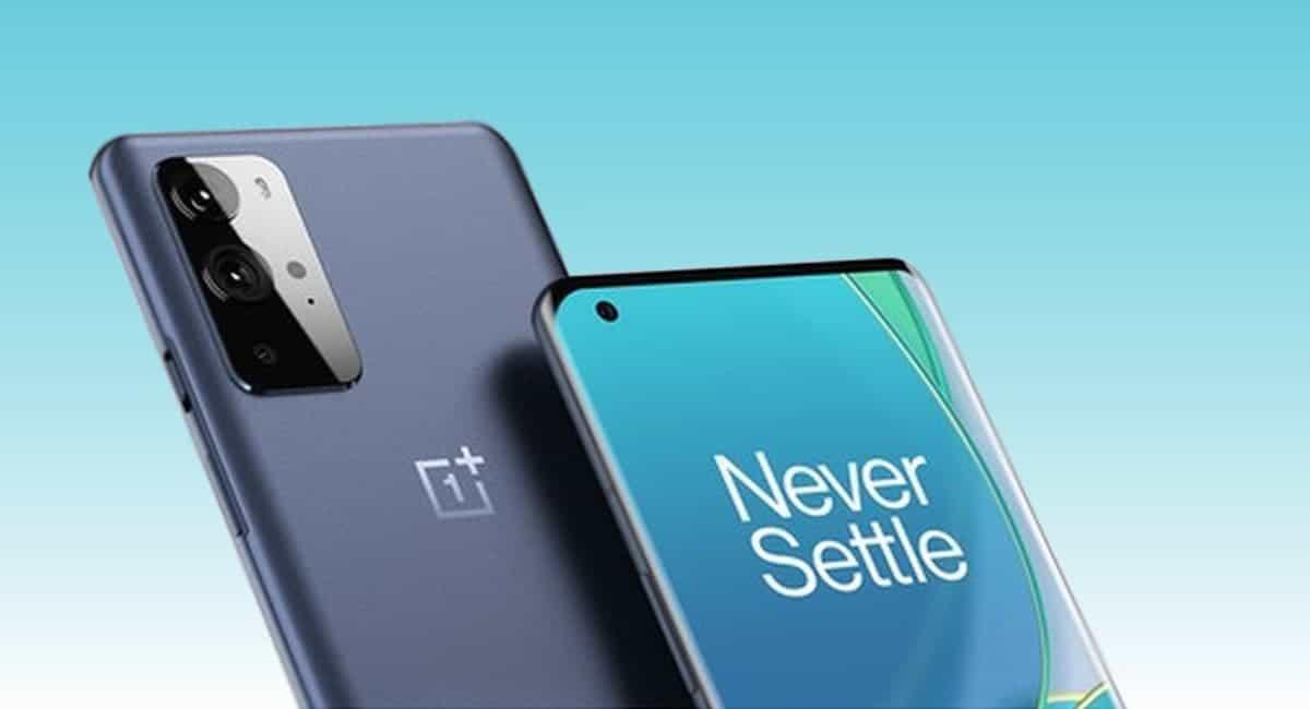 هاتف OnePlus 9R
