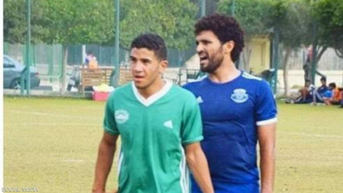 وفاة لاعب مصري