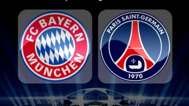 Paris vs Bayern Munich